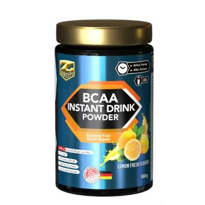 100% BCAA Instant Drink Powder
