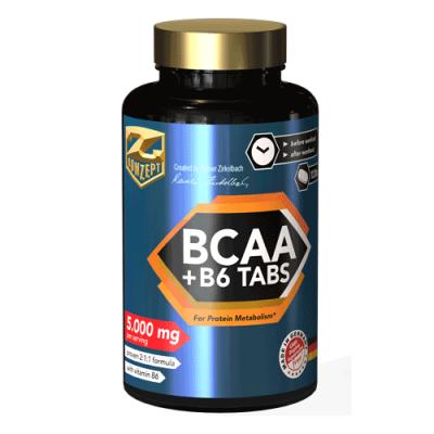 BCAA + B6 Tabs