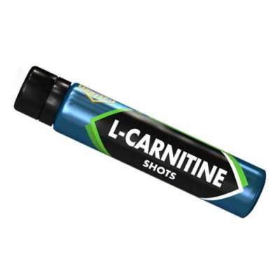 L-Carnitine 2.500 chromium shots