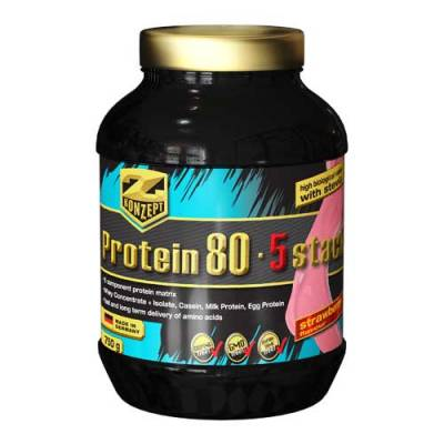 Protein 80 5 stack
