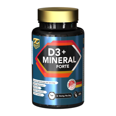 D3 + Mineral forte