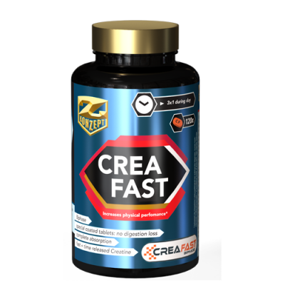Kreafast – the Creatine Revolution